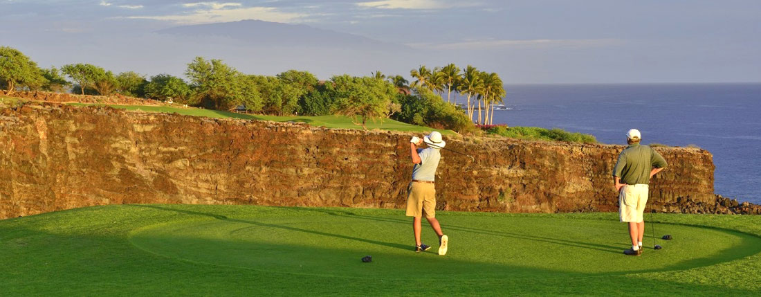 Lanai Golf at Manele