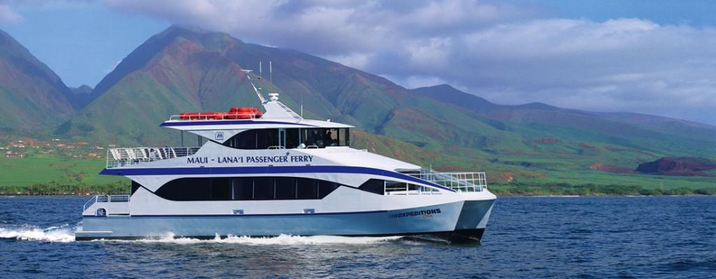 hawaii ferry between islands